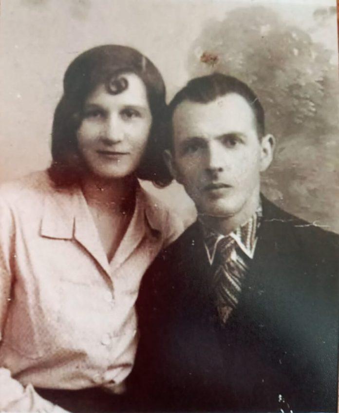 Подружжя Негребецьких Ніна і Микола наприкінці 1930-х