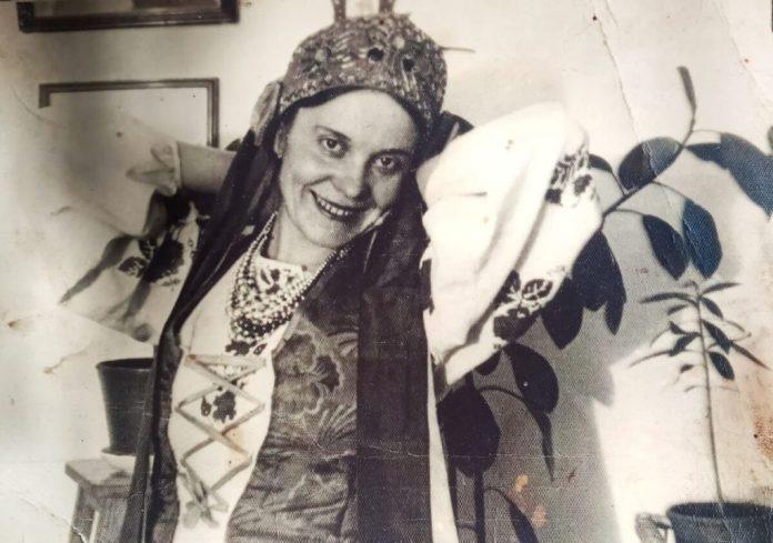 Валентина Ковальчук, сестра Ніни Негребецької (померла на засланні в Казахстані)