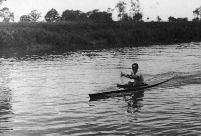 Змагання з веслування, 1936 р.