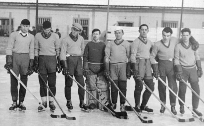 Львівські хокеїсти, 1935 р.