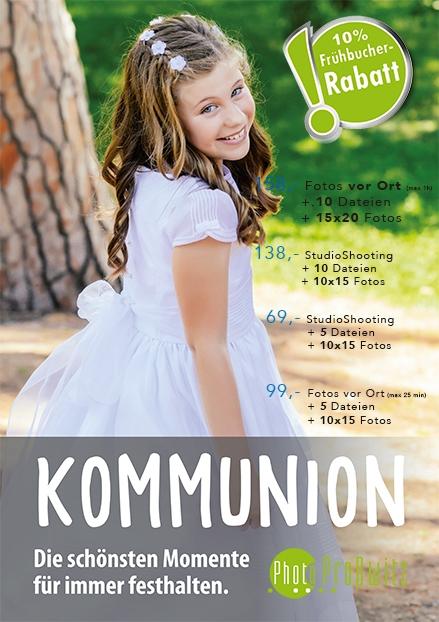 , Fotos zur Kommunion / Konfirmation