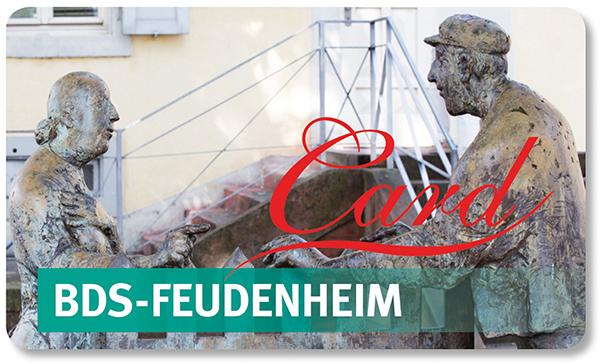 Die BDS-Feudenheim Card