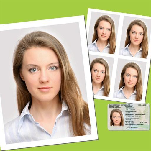 Passbilder nach dem neuesten Standard der ICAO, Pass / Visum