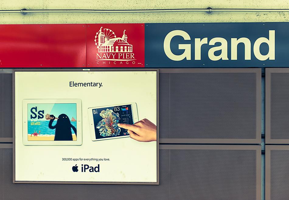 Grand Station, Chicago