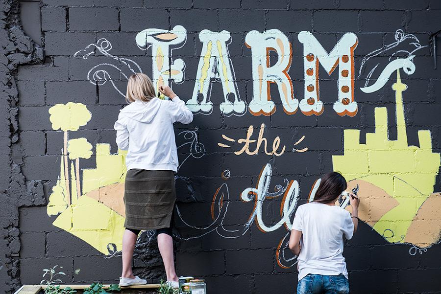 Street Art, Queen Street