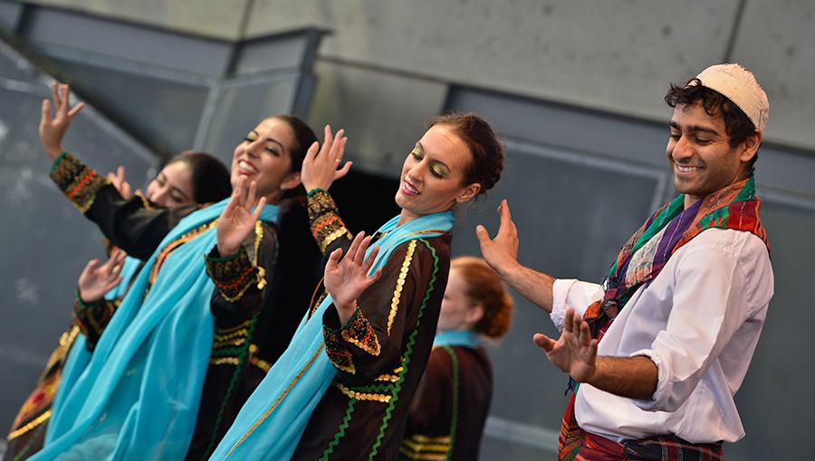 Bandari Dance, Tirgan