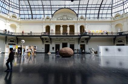 Inside Bella Artes