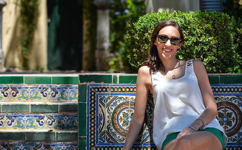 Maryam in Sevilla