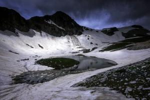 Great Trapos Alpine Lake