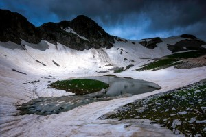 Great Trapos Alpine Lake