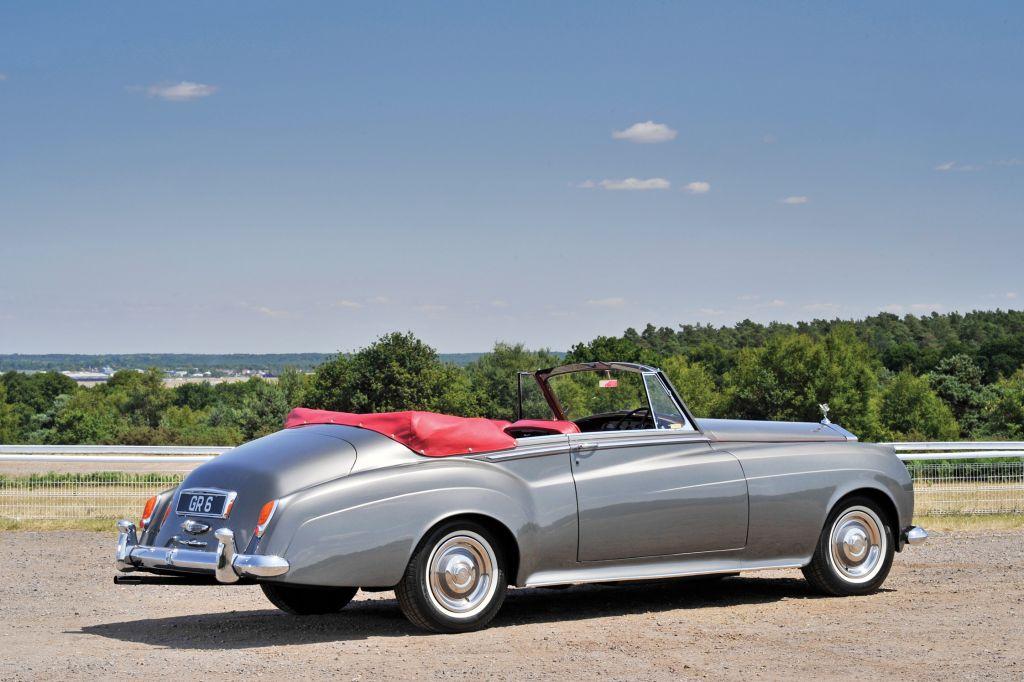 Royce Ii Rolls Silver Cloud 1960