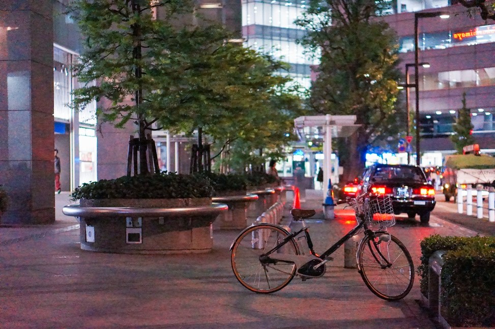near Shinjuku Southern Terrace