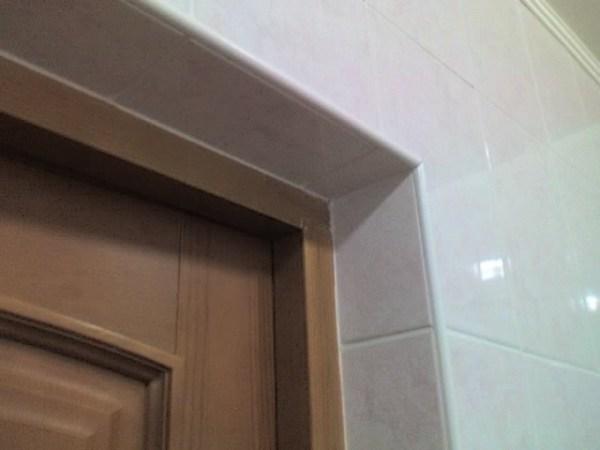 Пороги, двери, откосы, наличники в санузле - Павшинская ...