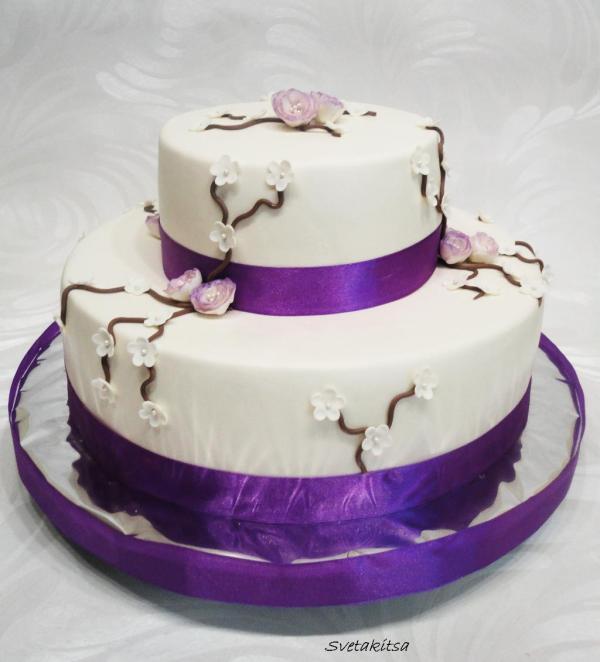 торт с сакурой торты для детей Фотоальбом участника