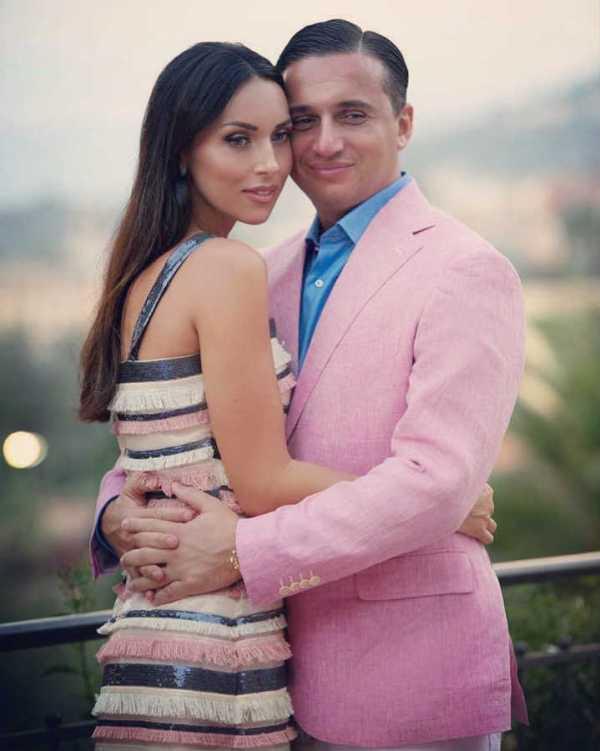 Алсу с мужем кружевная свадьба и 3 детей