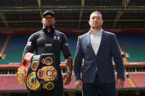 Joshua vs. Pulev Talks Continue, As Deal - And Deadline - Draws ...