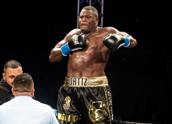 Watchanthony joshua vs oleksandr usyk full fight video highlights, as the pair sqaures off in heavyweight title fight live from london. Photos: Luis Ortiz Trades Words With Deontay Wilder After
