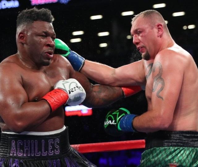 Miller Duhaupas Fight 15