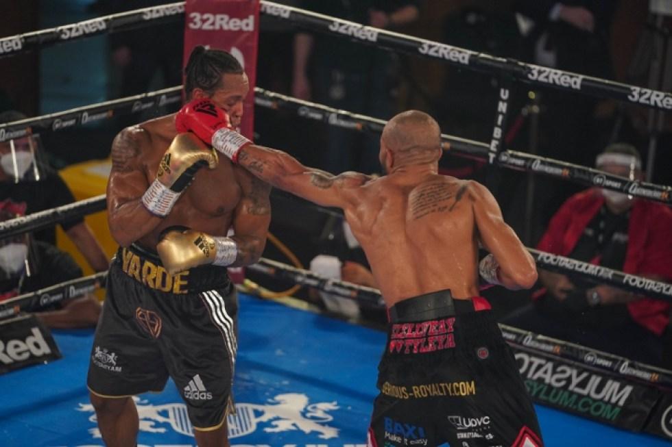 Photos: Lyndon Arthur Shocks Anthony Yarde With Split Nod Win - Boxing News