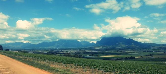 Spice Route, Paarl