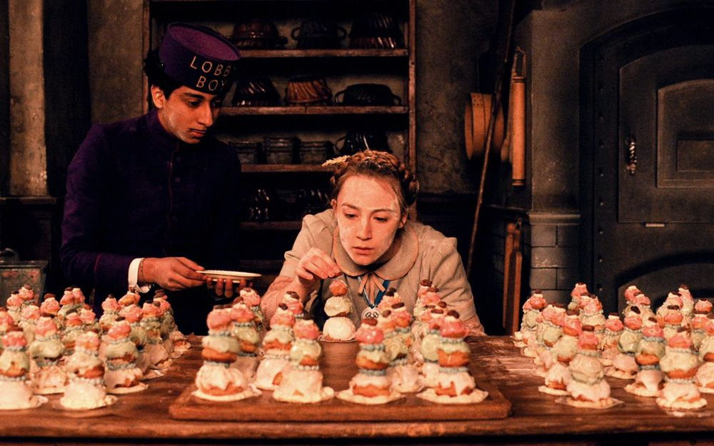 Image result for the grand budapest hotel ronan