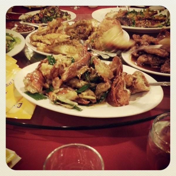 Lobster! Yep, same deal for me.
