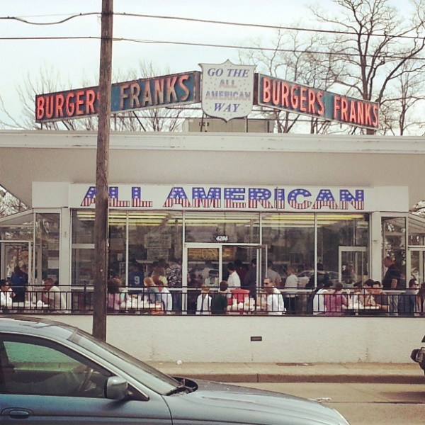 Best burger place in Long Island