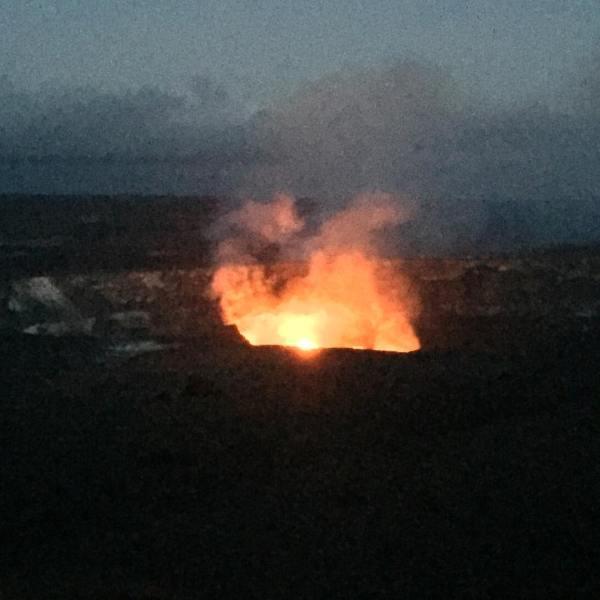 Volcano ??