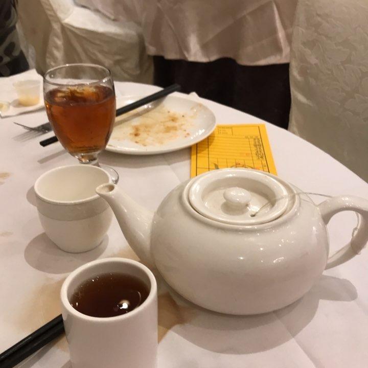 Instant ice tea?