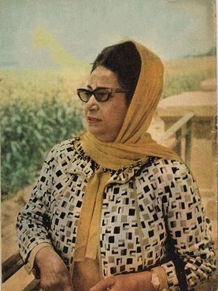 نتيجة بحث الصور عن ام كلثوم (1898-1975) مطربة