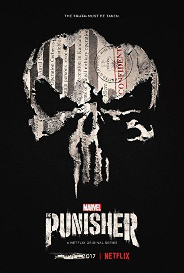 مسلسل The Punisher 2017 طاقم العمل فيديو الإعلان صور النقد