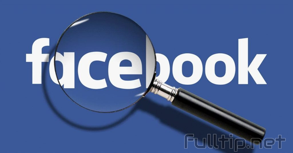 How to help find all the information on someone on Facebook