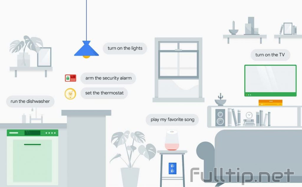 Home Assistant 1
