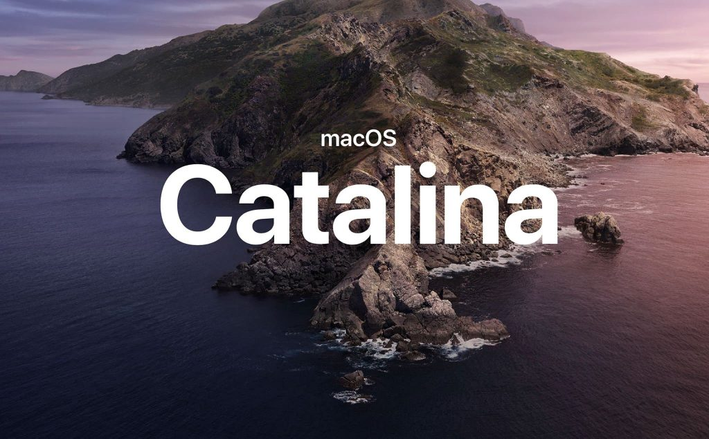Apple launched macOS Catalina