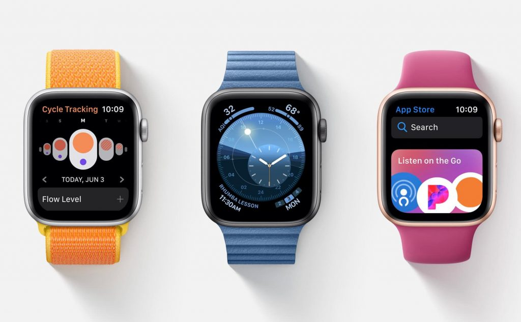 Apple launched watchOS 6