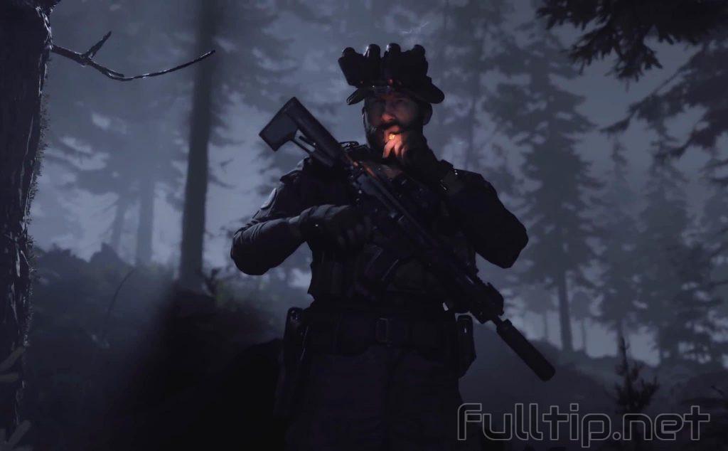 Configuration Call Of Duty Modern Warfare 2019
