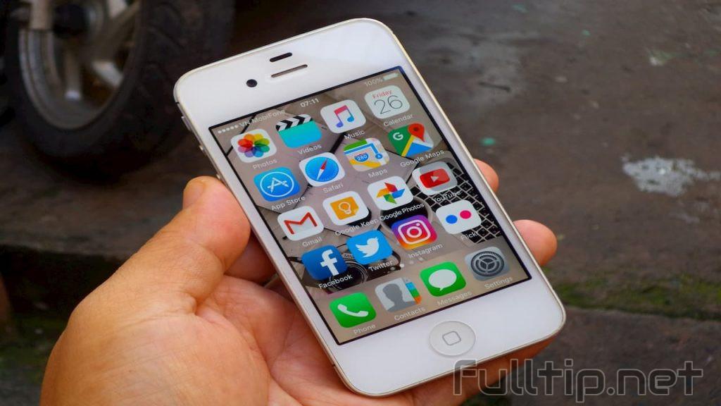 iPhone 4s iOS 9.3.6