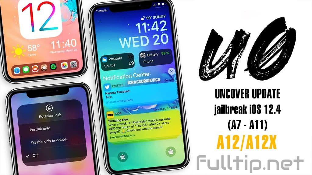 Jailbreak iOS 12.4 1