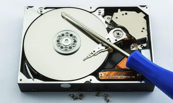 troubleshoot hard drive problems