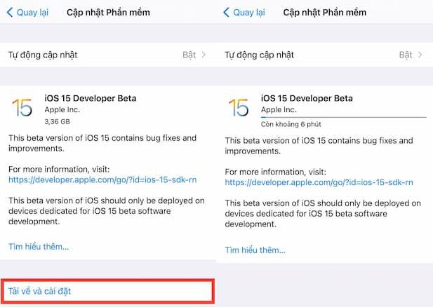 Download iOS 15 and iPadOS 15 Developer Beta 7