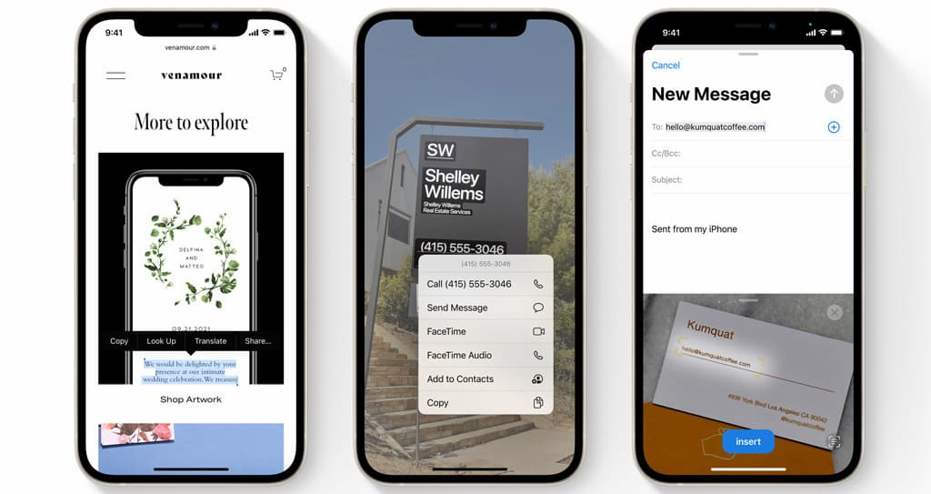 The most prominent new changes and features on iOS 15 7