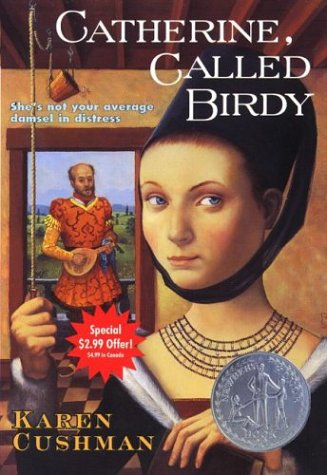 Catherine, Called Birdy, Cover Image from GoodReads