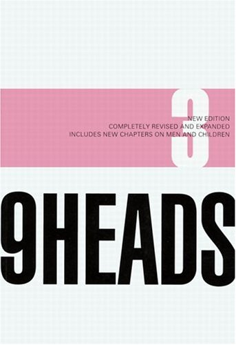 9 heads : a guide to drawing fashion / Nancy Riegelman