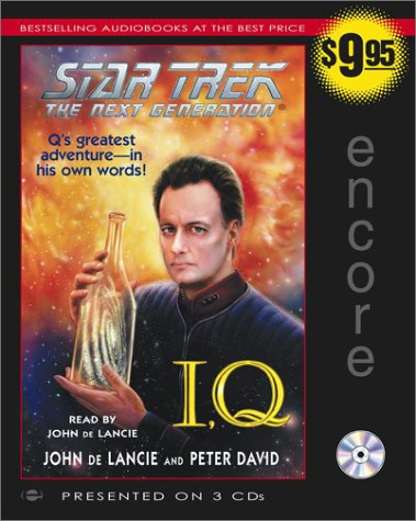 Star Trek: The Next Generation: I,Q