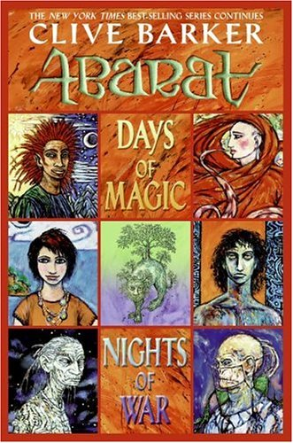 Days of Magic, Nights of War (Abarat) by Clive Barker