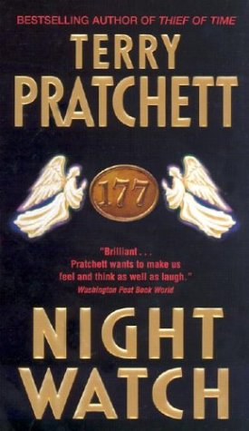 NightWatch Cover Art