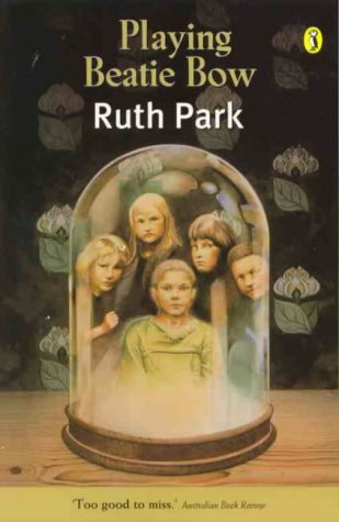 Playing Beatie Bow by Ruth Park, Cover image from GoodReads