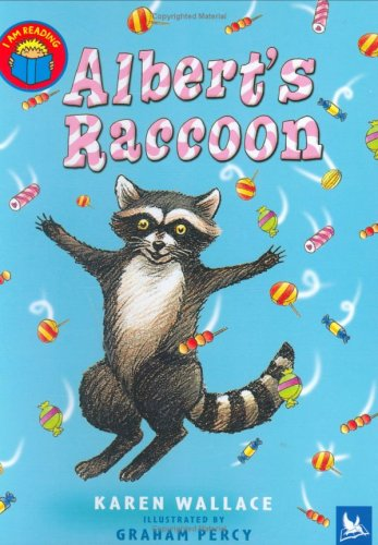 Albert's Raccoon (I Am Reading)