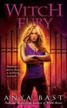 Witch Fury (Elemental Witches, # 4)