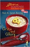 Grits and Glory (Steeple Hill Love Inspired Suspense #110)(Glory, North Carolina, Book 3)